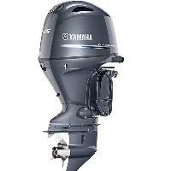 Yamaha Outboards F 115 LA
