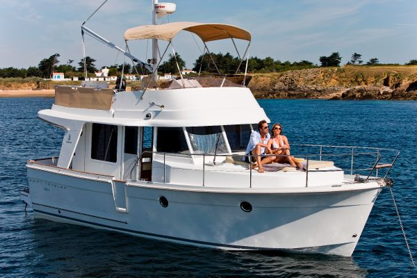Beneteau Swift Trawler 34 Fly Manufacturer Provided Image: Manufacturer Provided Image