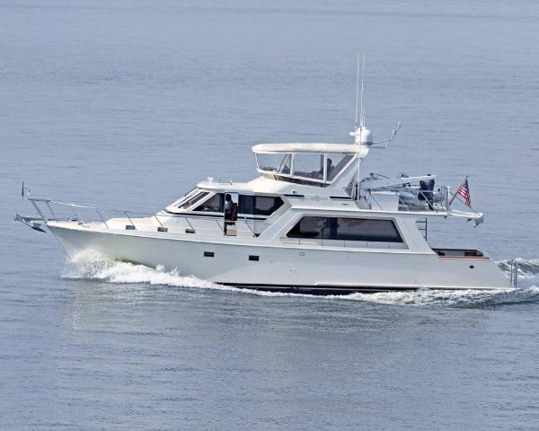Offshore 54' Pilothouse Profile
