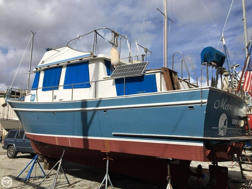 Marine Trader 34 Double Cabin Trawler 1979 Marine Trader 34 for sale in Beaufort, NC