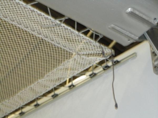 GreenCat 605 Dyneema trampoline