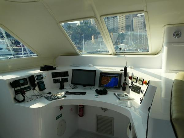 GreenCat 605 navigation station