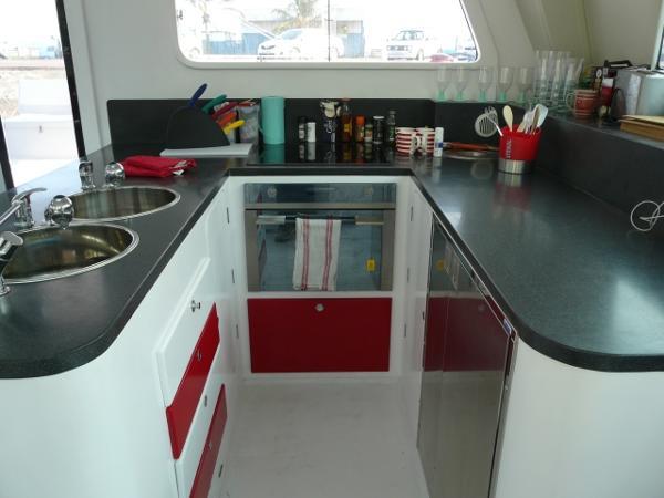 GreenCat 605  U-shape kitchen