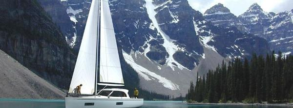 Manufacturer Provided Image: Albatross 37 Sailing