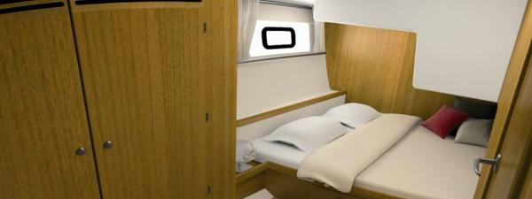 Manufacturer Provided Image: Albatross 37 Cabin