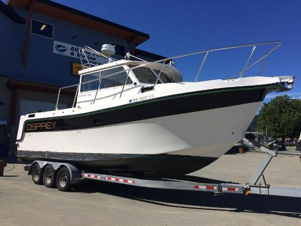 Osprey Pilothouse 30 Extended Cockpit
