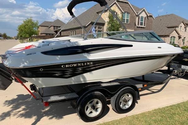 Crownline 21 Classic
