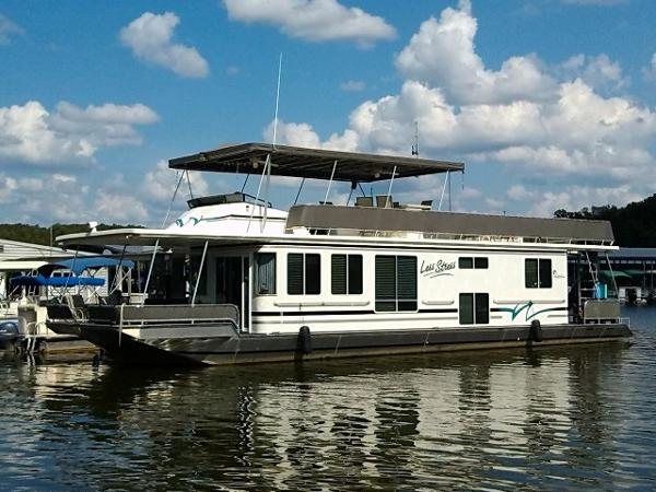 Sunstar 15x60 Houseboat