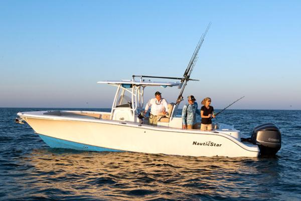 NauticStar 28 XS Offshore Manufacturer Provided Image