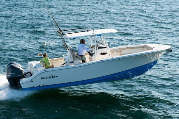 Nautic Star 28 XS Offshore Manufacturer Provided Image