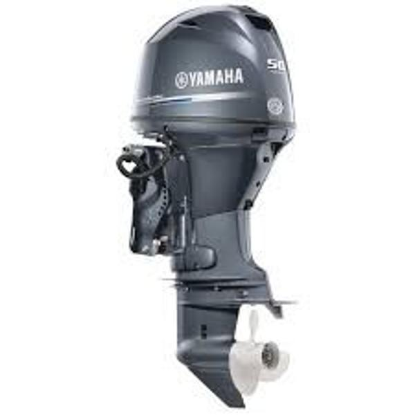 Yamaha Outboards F 50