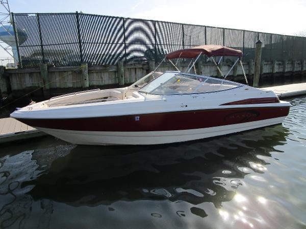 Maxum 2300 SR