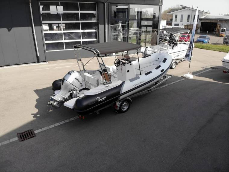 Ranieri International Cayman 19 Sport/BF100 Package mit Honda BF100