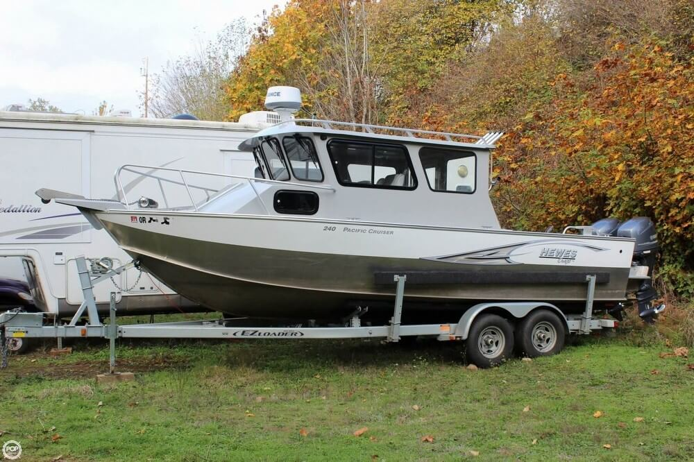 Hewescraft 240 Pacific Cruiser 2014 Hewescraft 240 Pacific Cruiser for sale in Lake Oswego, OR