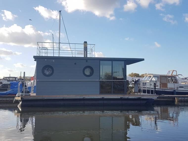 La Mare Houseboat Apartboat M Direct Leverbaar