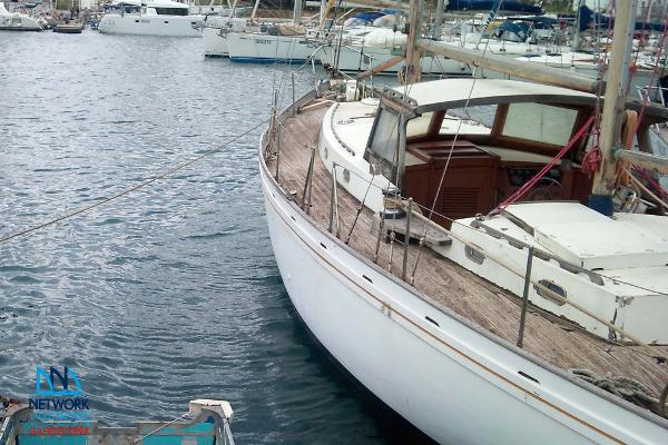 Laurent Giles 45 ft ketch