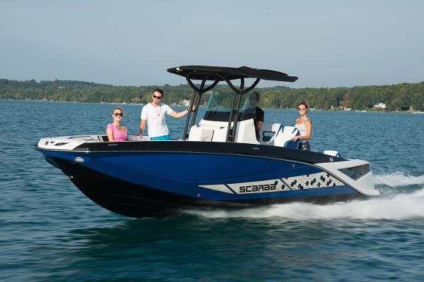 Scarab 255 Open ID Manufacturer Provided Image