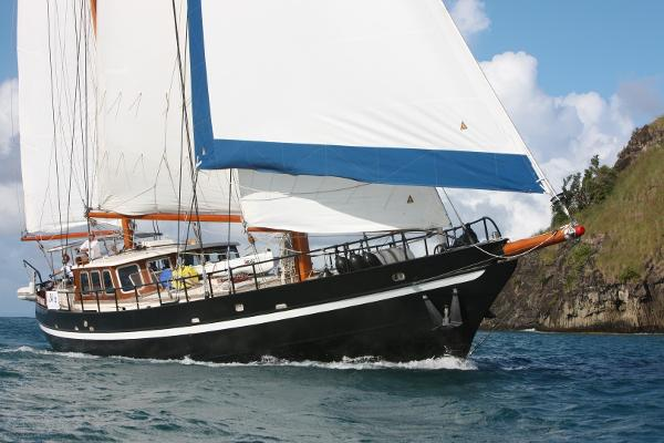 Bekebrede Expedition Sailing Yacht