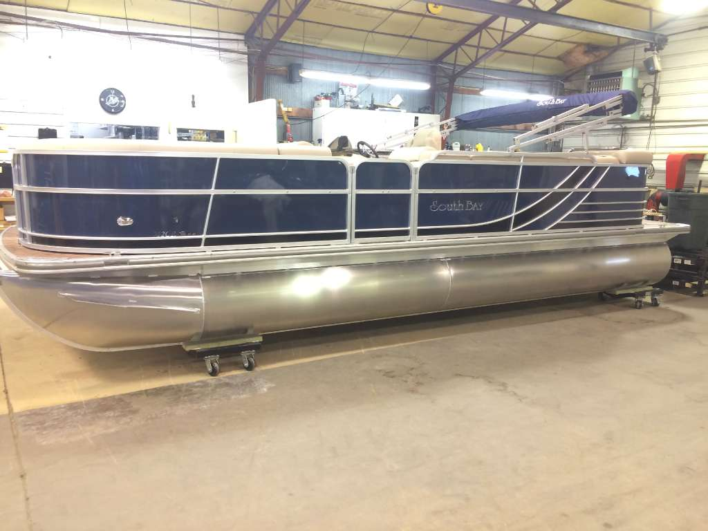 Pontoon South Bay 522 Cr Boats For Sale Boats Com