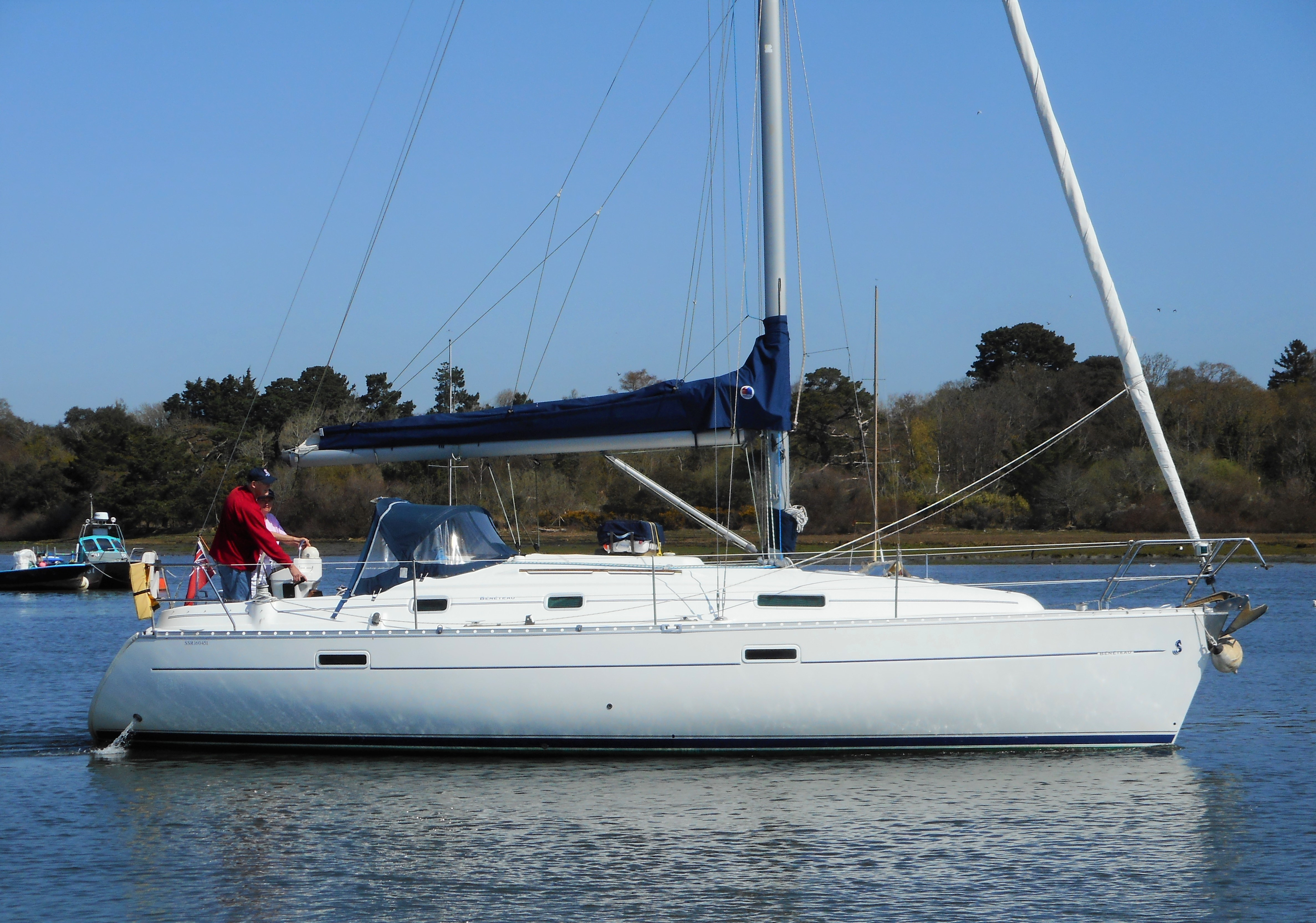 Beneteau 331 Beneteau Oceanis 331 Lift Keel for sale