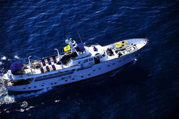 Benetti Classic Flybridge Motor Yacht