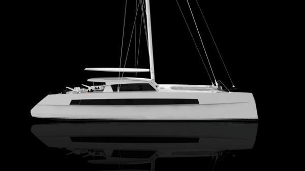 Catana 70 Side Profile