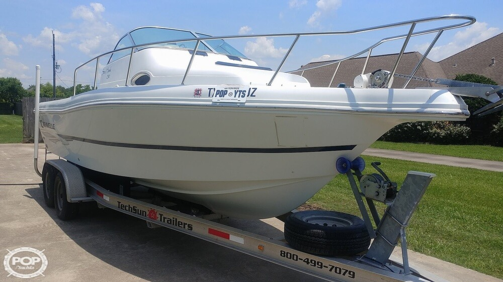 Caravelle Boats Sea Hawk 230 2004 Caravelle SEA HAWK 230 for sale in Baytown, TX