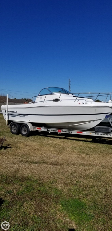 Caravelle Boats 23 2004 Caravelle 23 for sale in Baytown, TX