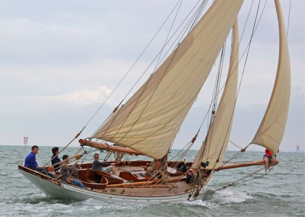 Stirling & Son 43 ft Gentleman's Cutter 2012