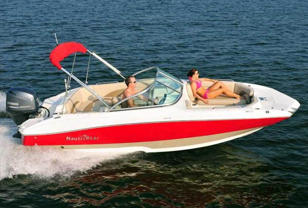 Nautic Star 203DC Sport Deck Manufacturer Provided Image