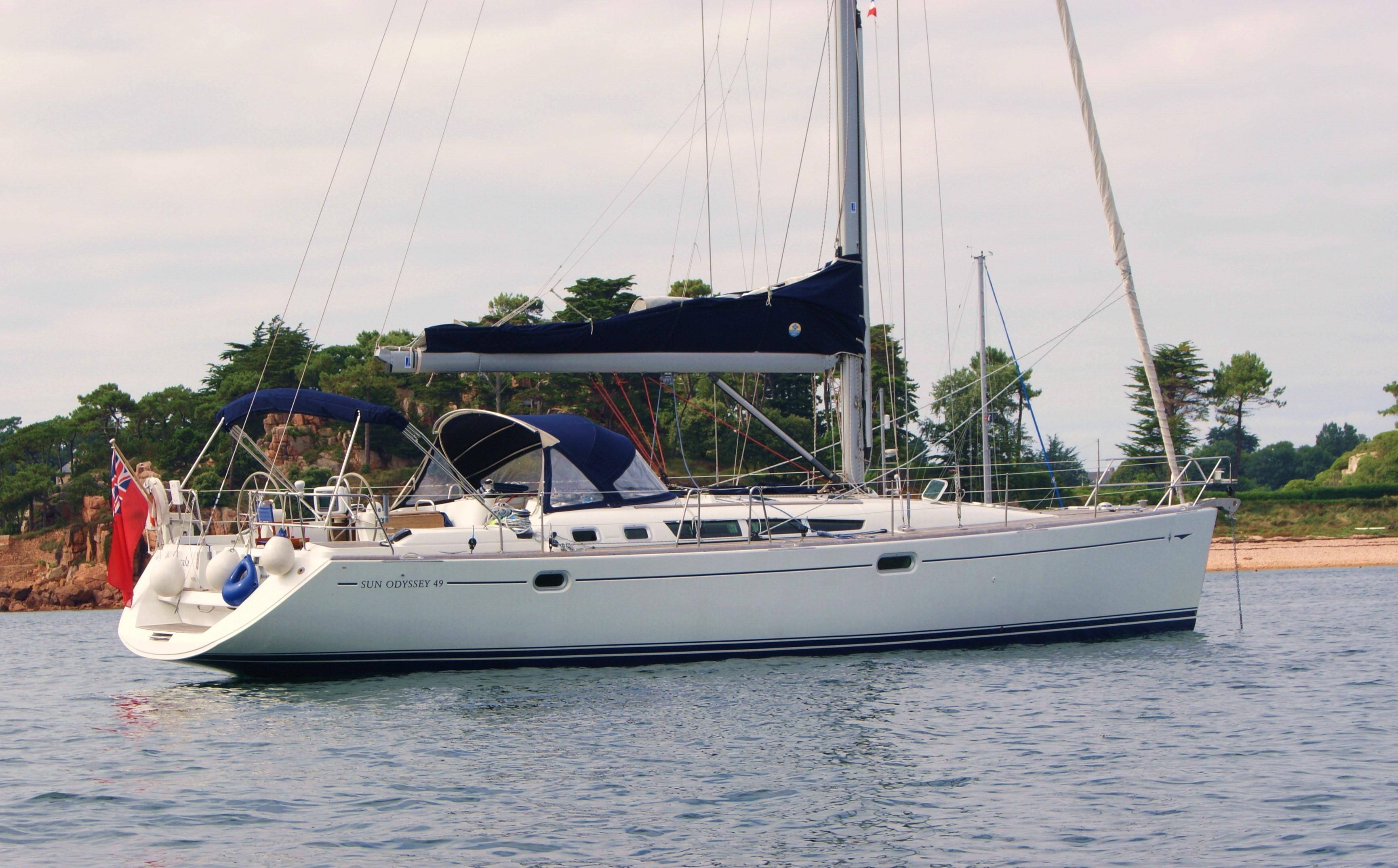 Jeanneau Sun Odyssey 49