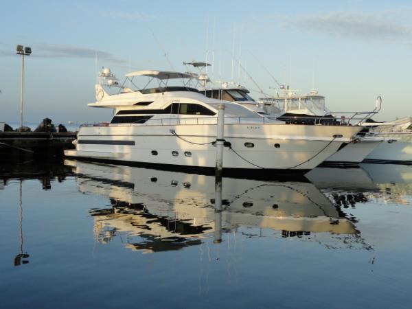 Antago yachts Euro Sport Profile