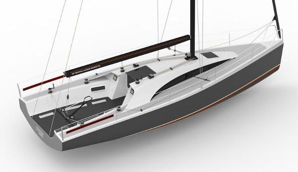 Mestral Marine Works MMW 33 Custom