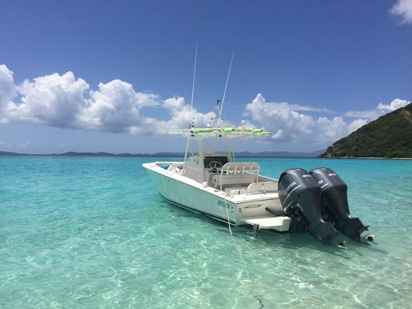 Jupiter 31 Open Currently located in the US Virgin Islands