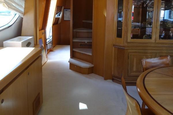 Posillipo Technema 95 Main Deck Saloon