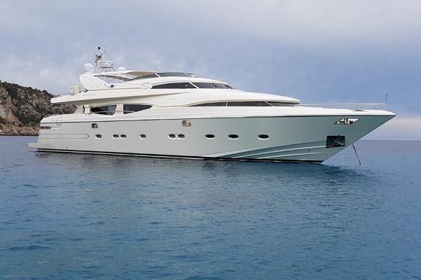 Posillipo Technema 95 Posillipo Technema 95 Motor Yacht For Sale