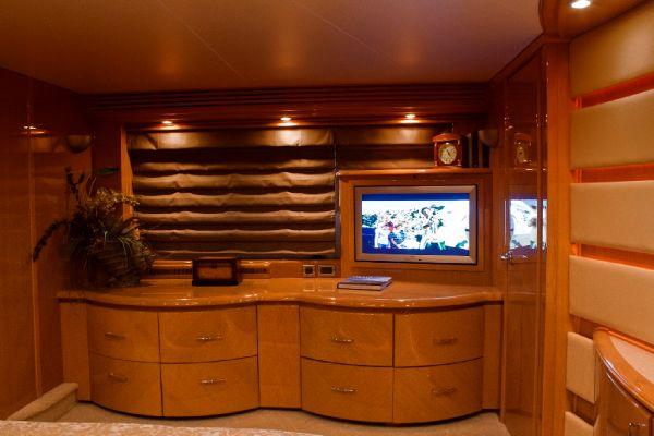 Master Stateroom TV
