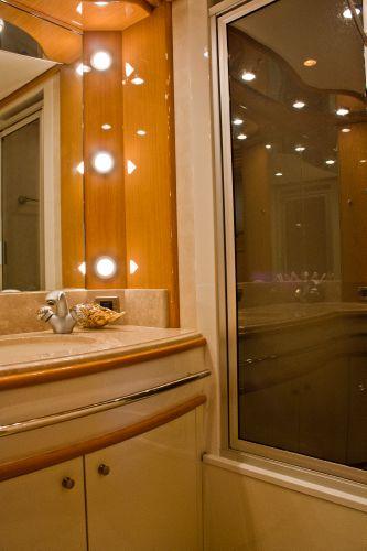 Master Stateroom Vanity 2