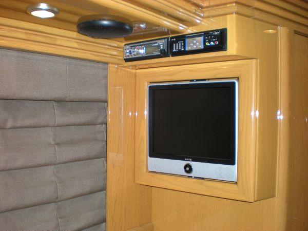 Port Side Stateroom TV