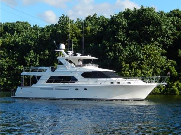Ocean Alexander Motor Yacht NEXT VENTURE