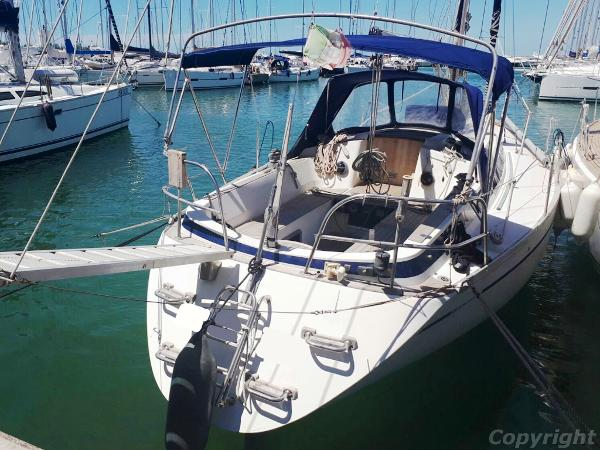 Grand Soleil Grand Soleil 343 Abayachting Grand Soleil 343 Cantiere del Pardo 2