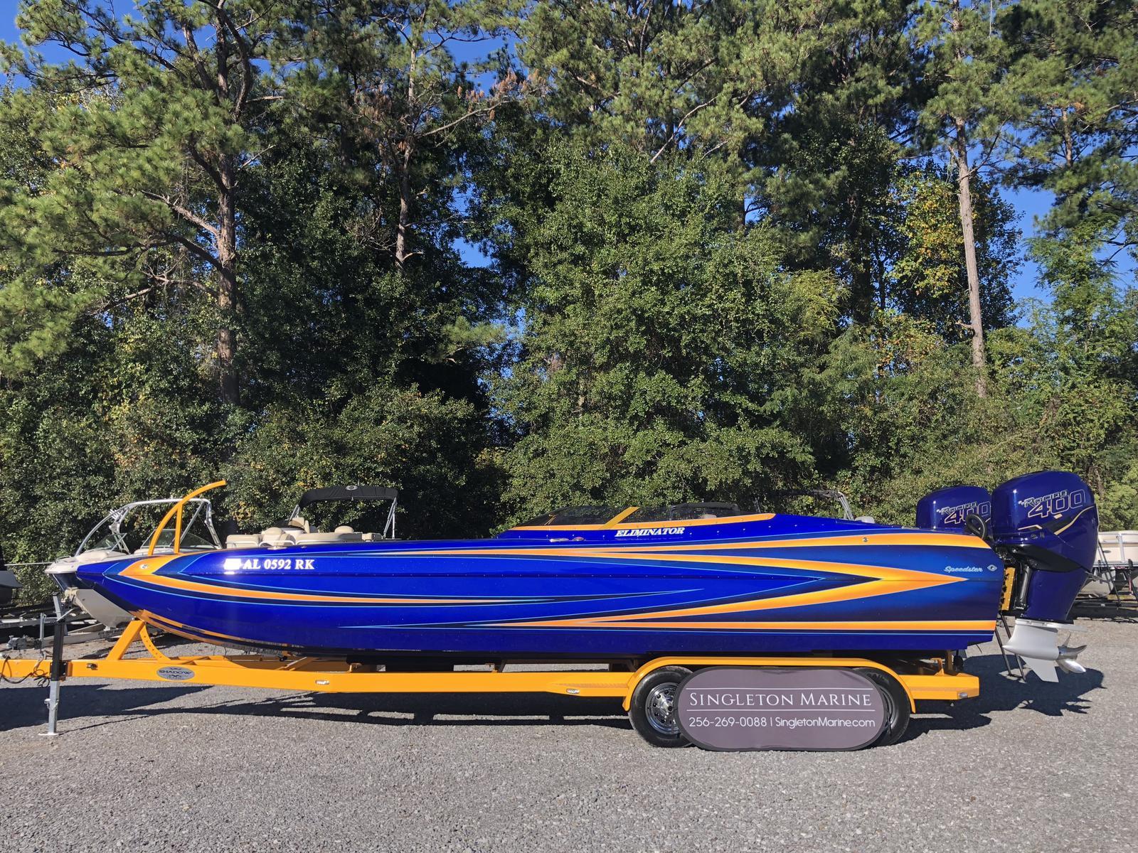 Eliminator Custom Boats SPEEDSTER