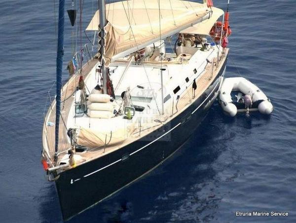 Beneteau Oceanis Clipper 473 Oceanis 473 Clipper