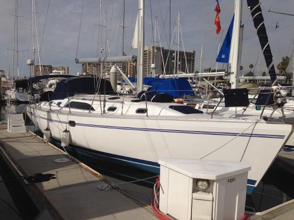 Catalina 445 Sidebar III