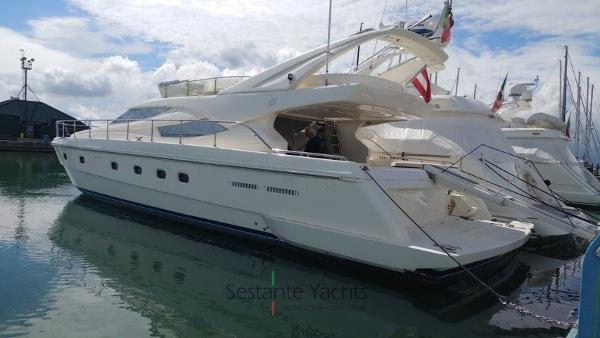 Ferretti Yachts 620 Ferretti Yachts - Ferretti 620 Sestante Yachts  (2)