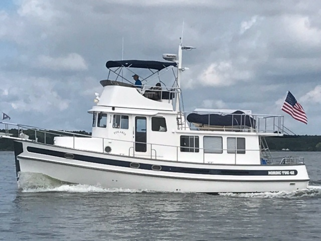 Nordic Tugs Trawler