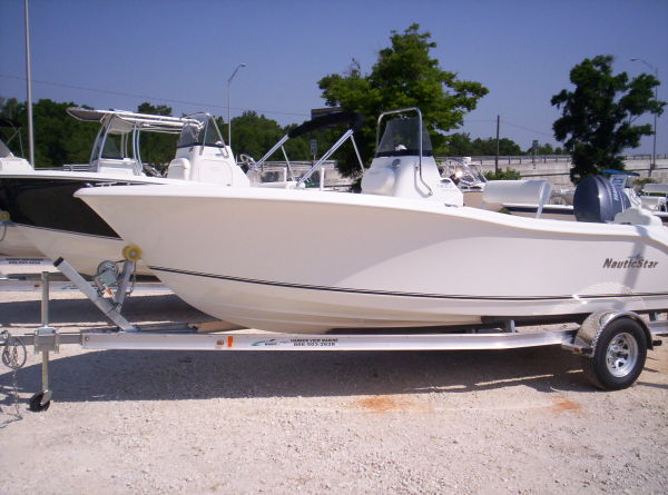 Nautic Star 19 XS