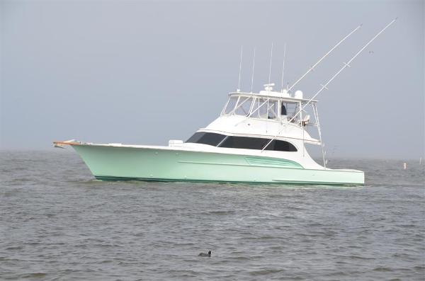 Davis Carolina Custom Sportfisherman 61 Davis Custom Carolina