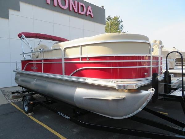 SunChaser Traverse 7520 Cruise DLX Pontoon