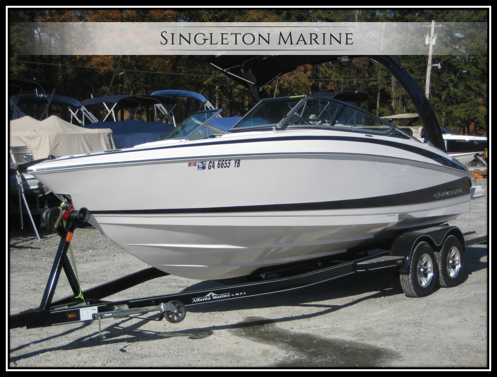 Regal BOWRIDER 2300